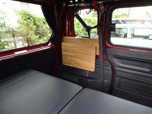 折り畳みテーブルを設置_c0137404_09065026.jpg