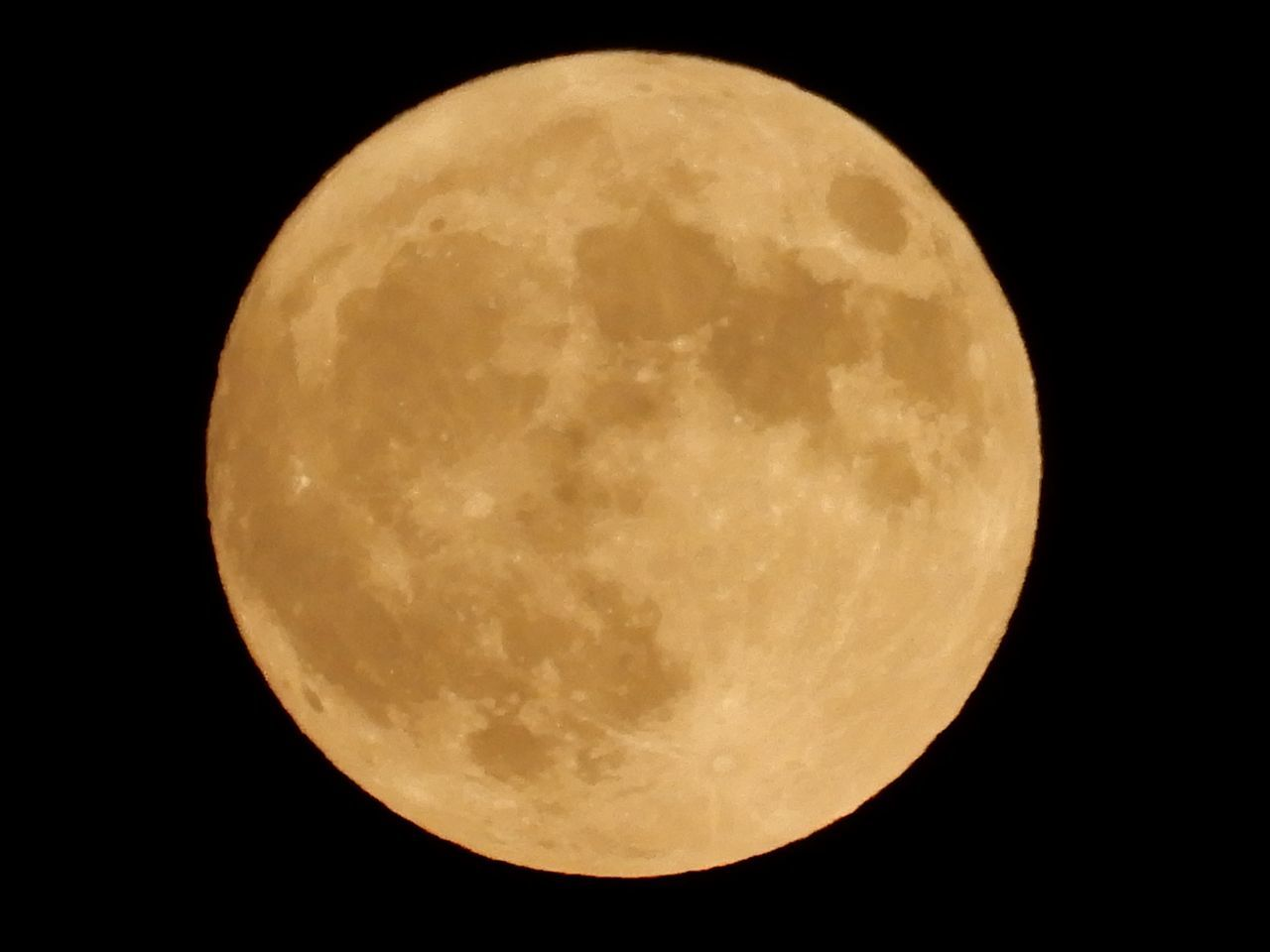 ハロウィーン、満月、ブルームーン、マイクロムーン、となりに火星_c0025115_22302845.jpg