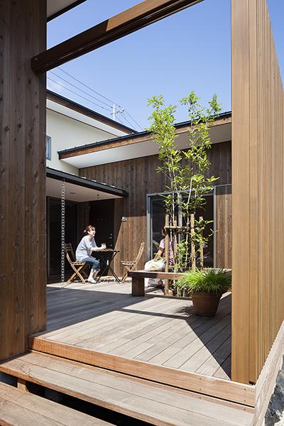 「庭を楽しむシェアハウス」おうち時間で作ってくれたもの_f0170331_20010383.jpg