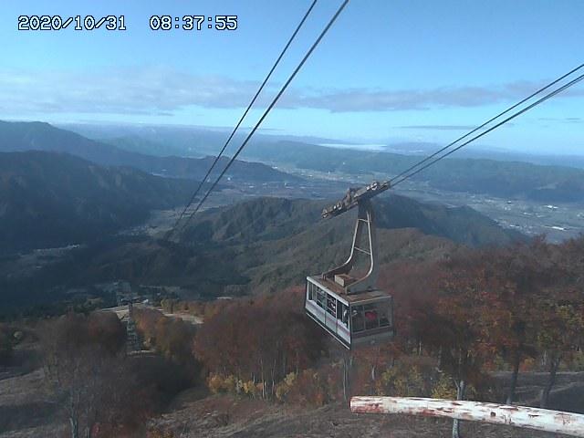 カメラ ライブ スキー 苗場 場 湯沢・中越 スキー場ライブカメラ情報