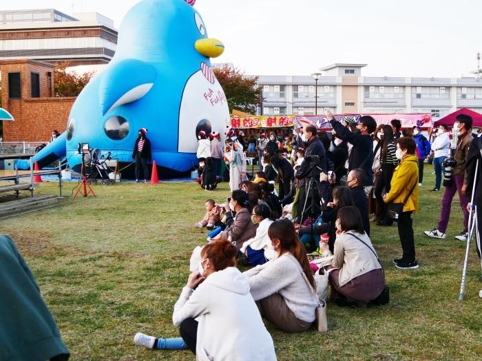 マスクDEハロウィンin本町公園  2020-11-01 00:000_b0093754_22433126.jpg