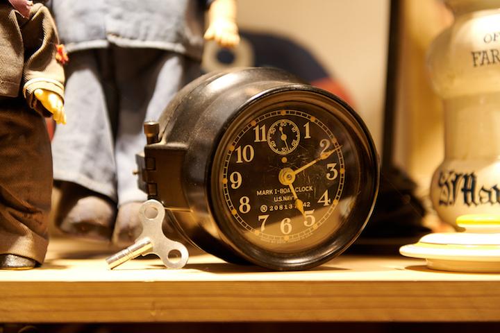 "\""U.S.NAVY BOAT CLOCK 1940\'S #2\""ってこんなこと。_c0140560_08565239.jpg"