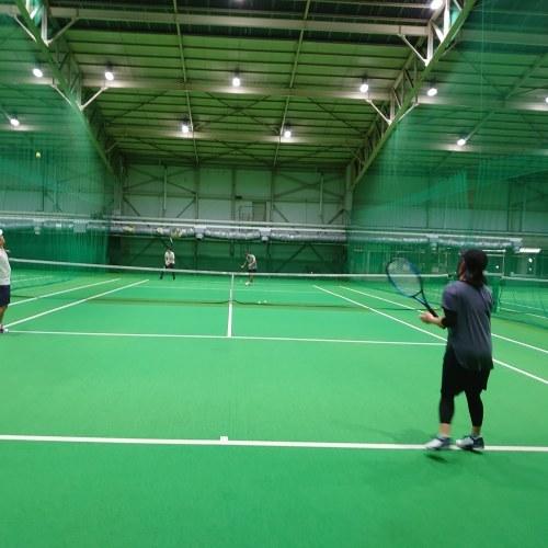 「高輪高級テニスコート」_a0075684_09503491.jpg