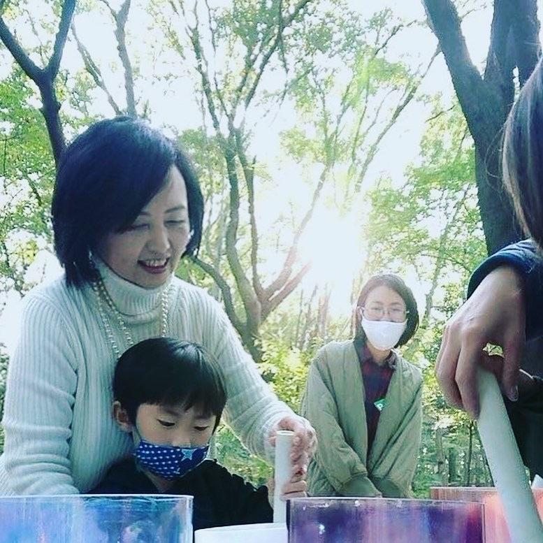 ありがとう☆クリスタルボウル瞑想会in今昔村_d0085018_16234929.jpg