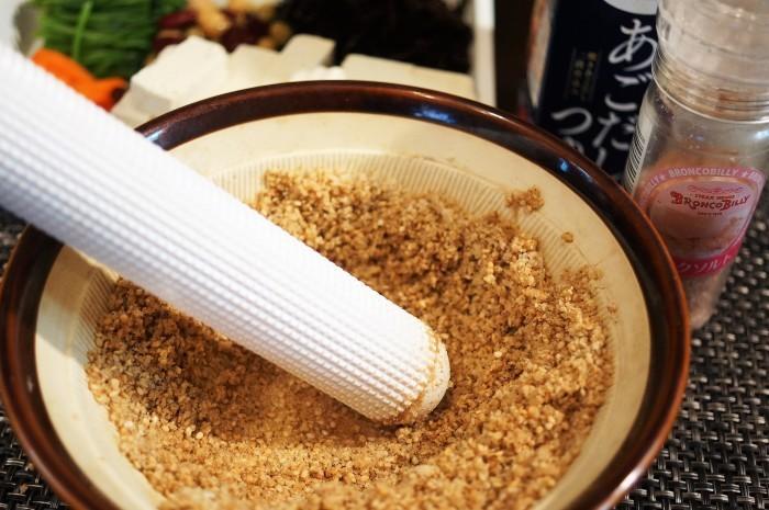 ■和食副菜【6品目入りの白和え】ほっこり~心和む美味しさでヘルシーです♪_b0033423_19104589.jpg