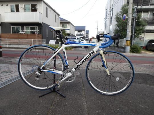 ビアンキ ユーズド ロードバイク!!_e0140354_10214875.jpg