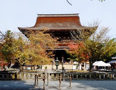 紅葉の吉野山を散策♪_b0194861_19042972.jpg