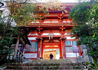 紅葉の吉野山を散策♪_b0194861_21074124.jpg