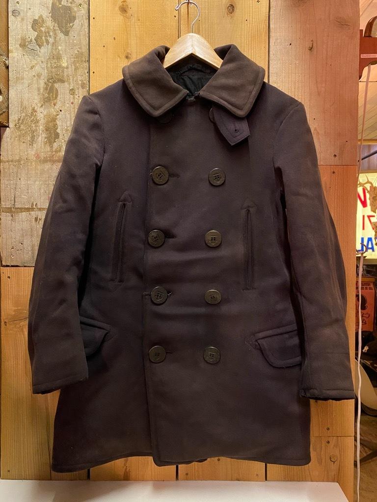 11月4日(水)マグネッツ大阪店Vintage入荷日!! #1 U.S.Navy編!! 13starButton P-Coat, WatchCap,N-2 Deck,N-1 Deck!!_c0078587_13130198.jpg