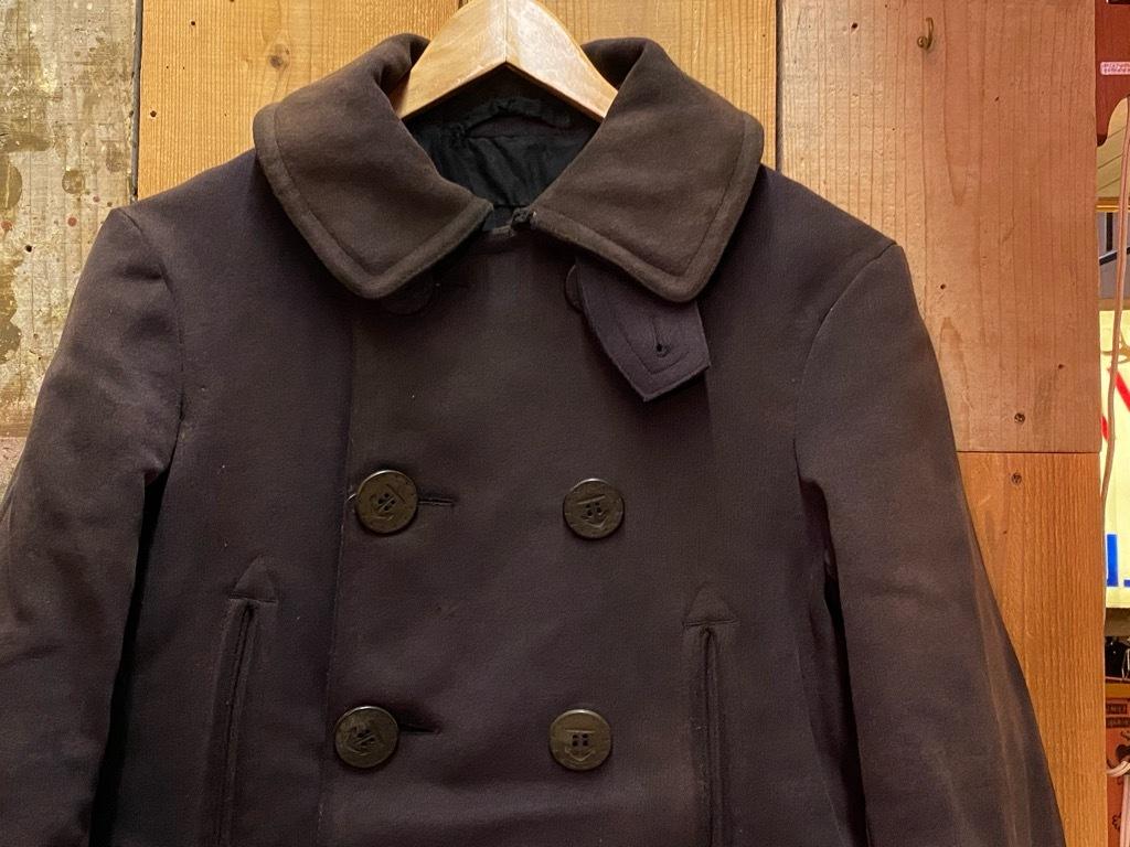 11月4日(水)マグネッツ大阪店Vintage入荷日!! #1 U.S.Navy編!! 13starButton P-Coat, WatchCap,N-2 Deck,N-1 Deck!!_c0078587_13130365.jpg