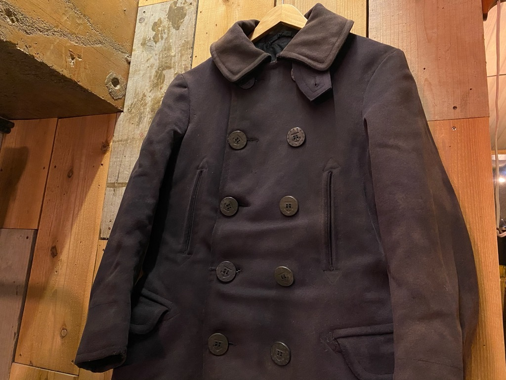 11月4日(水)マグネッツ大阪店Vintage入荷日!! #1 U.S.Navy編!! 13starButton P-Coat, WatchCap,N-2 Deck,N-1 Deck!!_c0078587_13130596.jpg