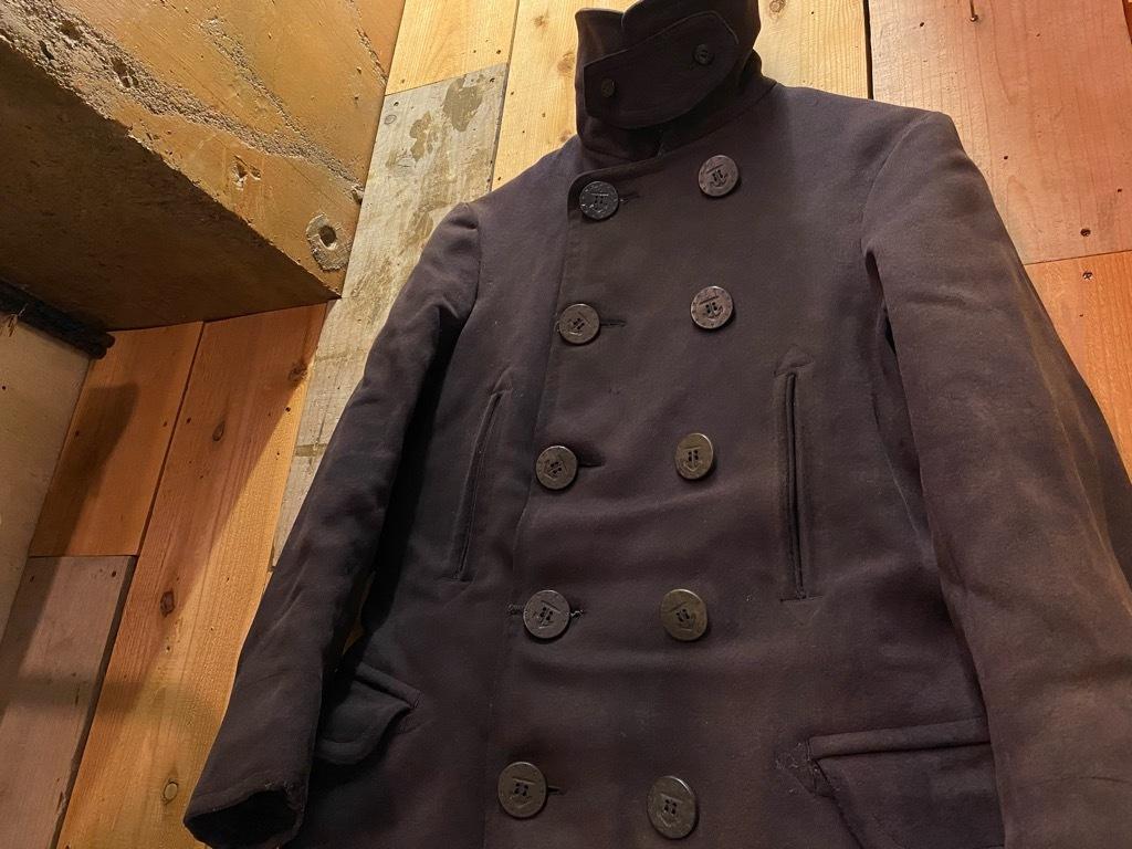 11月4日(水)マグネッツ大阪店Vintage入荷日!! #1 U.S.Navy編!! 13starButton P-Coat, WatchCap,N-2 Deck,N-1 Deck!!_c0078587_13130944.jpg