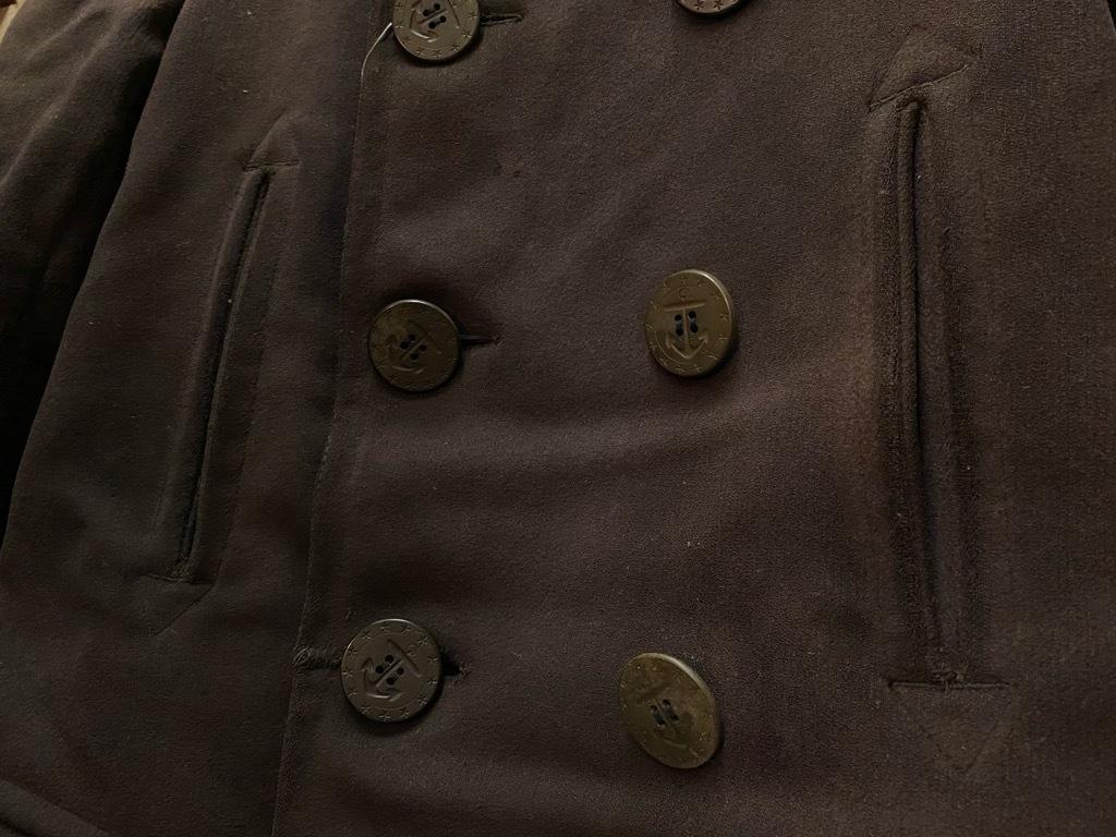 11月4日(水)マグネッツ大阪店Vintage入荷日!! #1 U.S.Navy編!! 13starButton P-Coat, WatchCap,N-2 Deck,N-1 Deck!!_c0078587_13131436.jpg