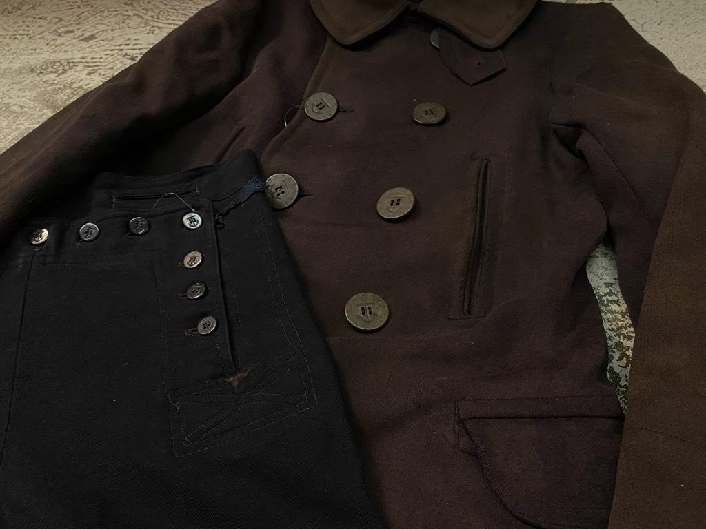 11月4日(水)マグネッツ大阪店Vintage入荷日!! #1 U.S.Navy編!! 13starButton P-Coat, WatchCap,N-2 Deck,N-1 Deck!!_c0078587_17581157.jpg
