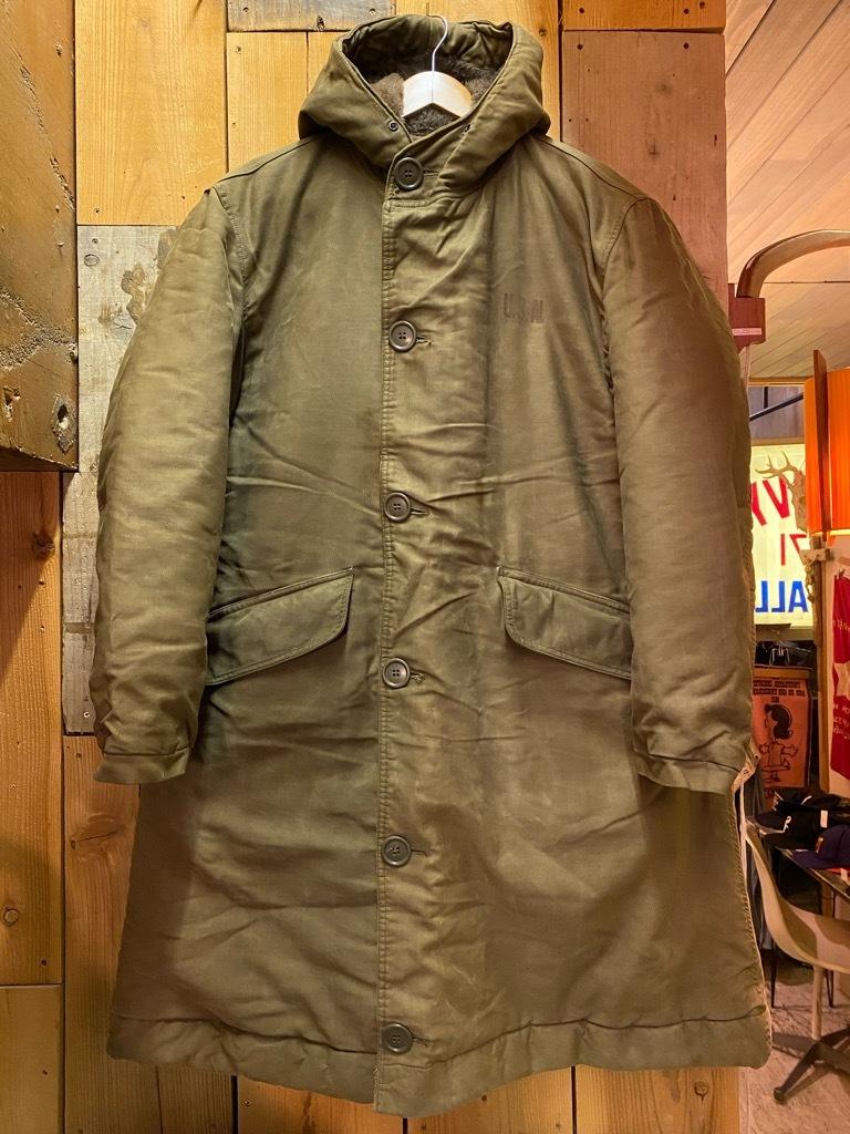 11月4日(水)マグネッツ大阪店Vintage入荷日!! #1 U.S.Navy編!! 13starButton P-Coat, WatchCap,N-2 Deck,N-1 Deck!!_c0078587_19543384.jpg