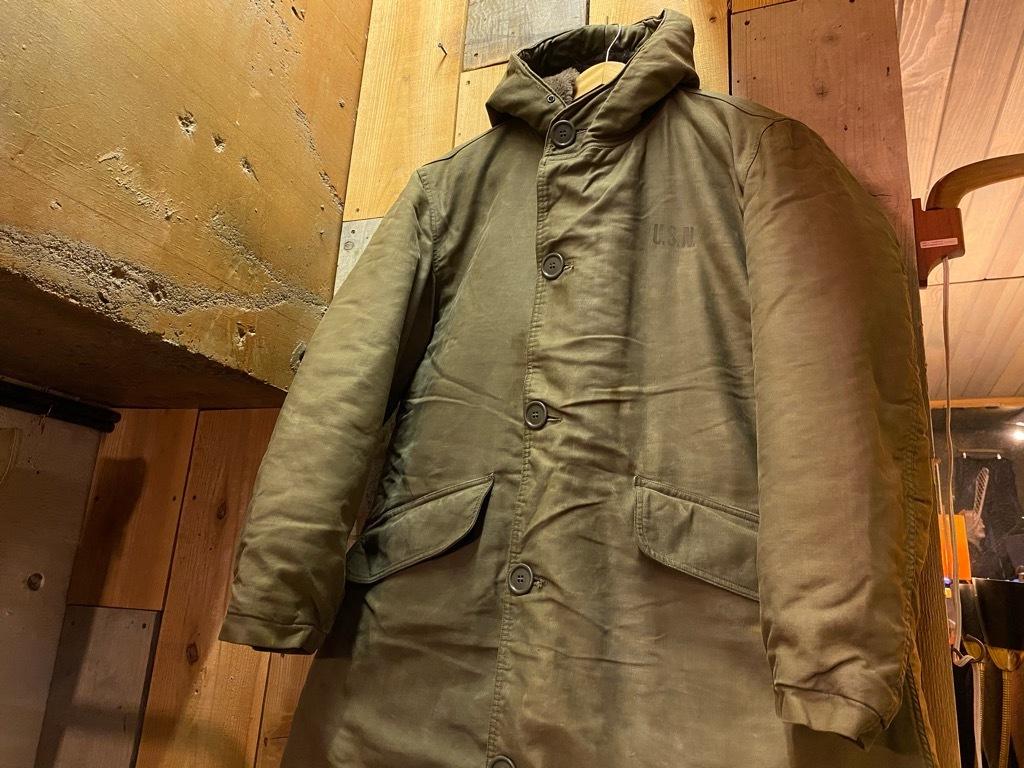 11月4日(水)マグネッツ大阪店Vintage入荷日!! #1 U.S.Navy編!! 13starButton P-Coat, WatchCap,N-2 Deck,N-1 Deck!!_c0078587_19543618.jpg