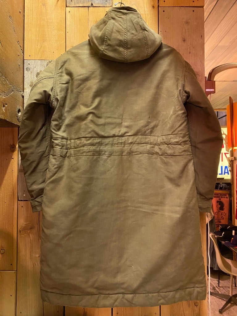 11月4日(水)マグネッツ大阪店Vintage入荷日!! #1 U.S.Navy編!! 13starButton P-Coat, WatchCap,N-2 Deck,N-1 Deck!!_c0078587_19545619.jpg