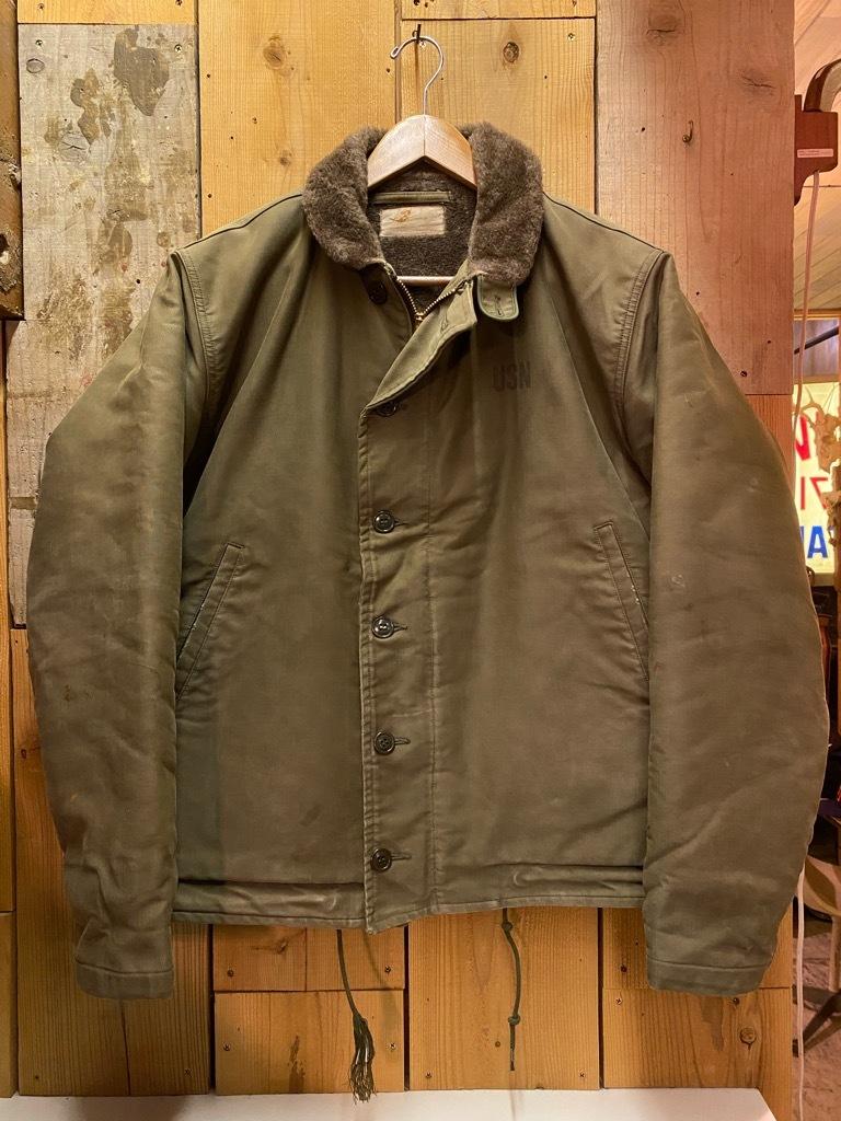 11月4日(水)マグネッツ大阪店Vintage入荷日!! #1 U.S.Navy編!! 13starButton P-Coat, WatchCap,N-2 Deck,N-1 Deck!!_c0078587_19571156.jpg
