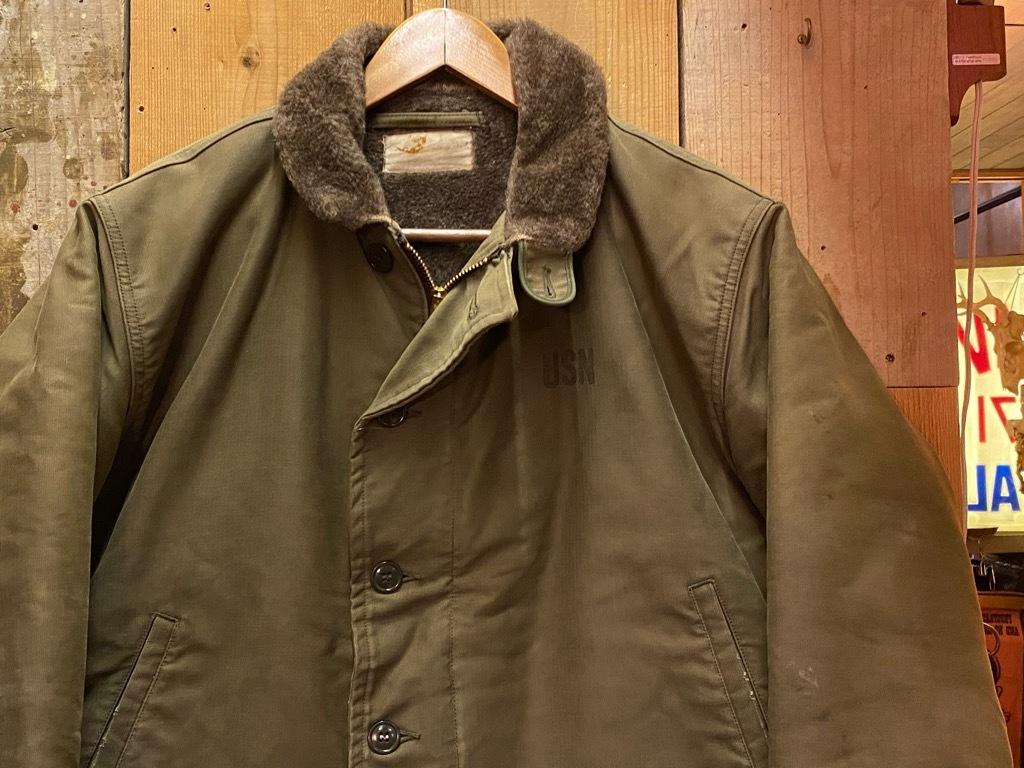 11月4日(水)マグネッツ大阪店Vintage入荷日!! #1 U.S.Navy編!! 13starButton P-Coat, WatchCap,N-2 Deck,N-1 Deck!!_c0078587_19571251.jpg