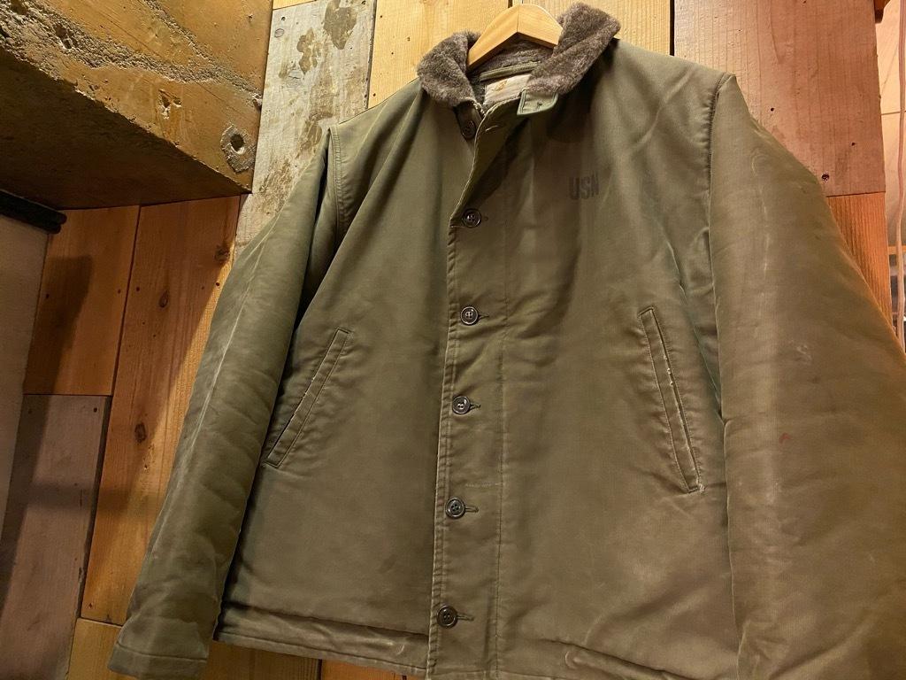 11月4日(水)マグネッツ大阪店Vintage入荷日!! #1 U.S.Navy編!! 13starButton P-Coat, WatchCap,N-2 Deck,N-1 Deck!!_c0078587_19572944.jpg