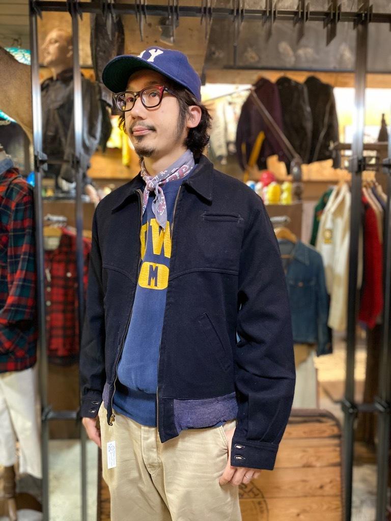 11月4日(水)マグネッツ大阪店Vintage入荷日!! #1 U.S.Navy編!! 13starButton P-Coat, WatchCap,N-2 Deck,N-1 Deck!!_c0078587_20530622.jpg
