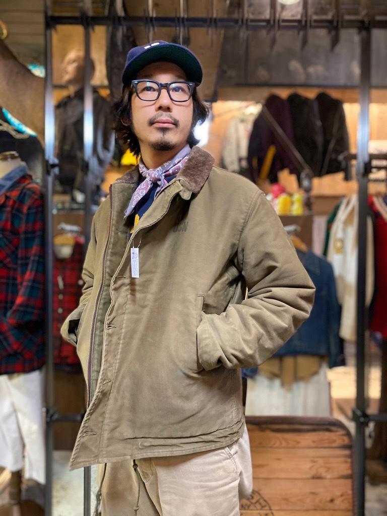 11月4日(水)マグネッツ大阪店Vintage入荷日!! #1 U.S.Navy編!! 13starButton P-Coat, WatchCap,N-2 Deck,N-1 Deck!!_c0078587_20530988.jpg