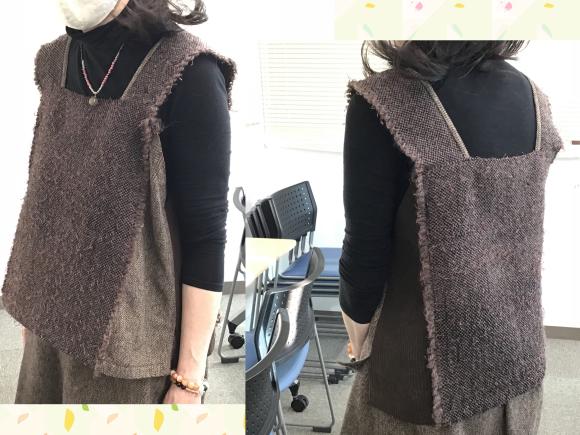 【楽しい手織り(伝統手織)】生徒さんの作品です♪_c0357605_16131752.jpeg