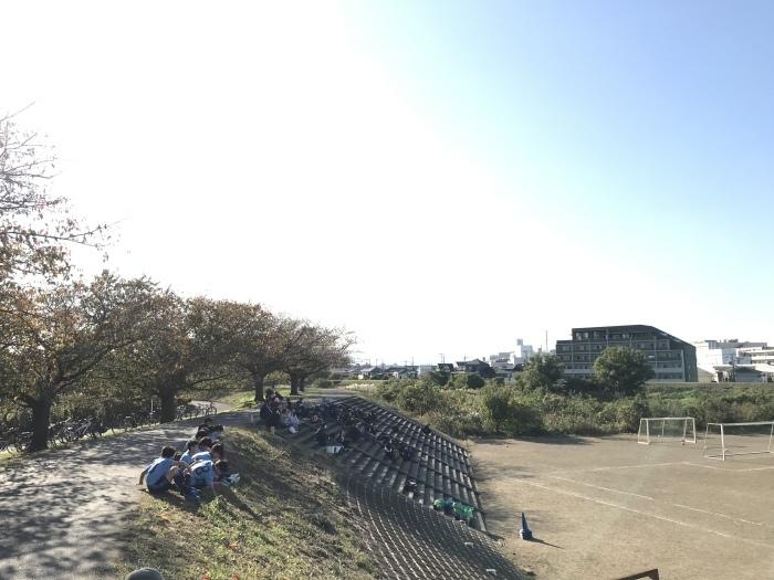 10月31日(土)U-13TRM FC緑_a0109314_11120092.jpeg