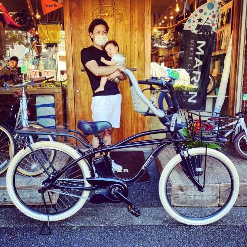 BP02 !! パナソニックBP02特集☆Yepp ビッケ ステップクルーズ 電動自転車 おしゃれ自転車 チャイルドシート bobikeone BEAMS パナソニックez パナソニックbp02_b0212032_16401517.jpeg
