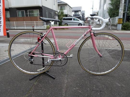 クロモリロードバイクの整備~_e0140354_15533178.jpg