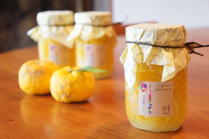 柚子茶にキムチっ子のお昼ご飯がついたクラス募集します_b0060363_22313230.jpg