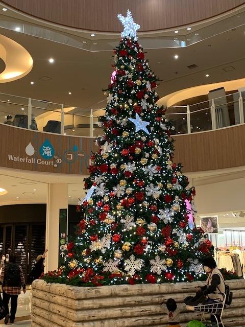ハロウイン~クリスマスへ&七五三参り_e0040673_21025953.jpg