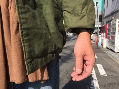 マグネッツ神戸店 M-65 Field Jacketについて。_c0078587_13090713.jpg