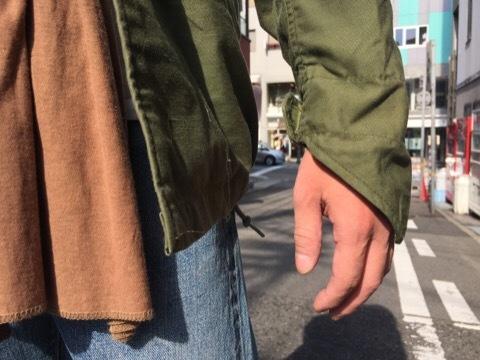 マグネッツ神戸店 M-65 Field Jacketについて。_c0078587_13090714.jpg