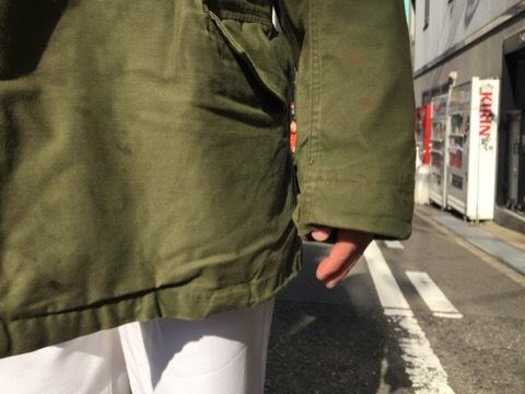 マグネッツ神戸店 M-65 Field Jacketについて。_c0078587_13090725.jpg