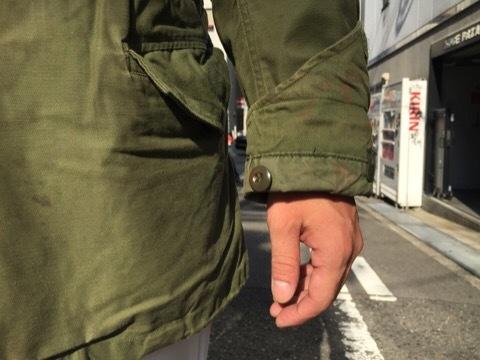 マグネッツ神戸店 M-65 Field Jacketについて。_c0078587_13090768.jpg