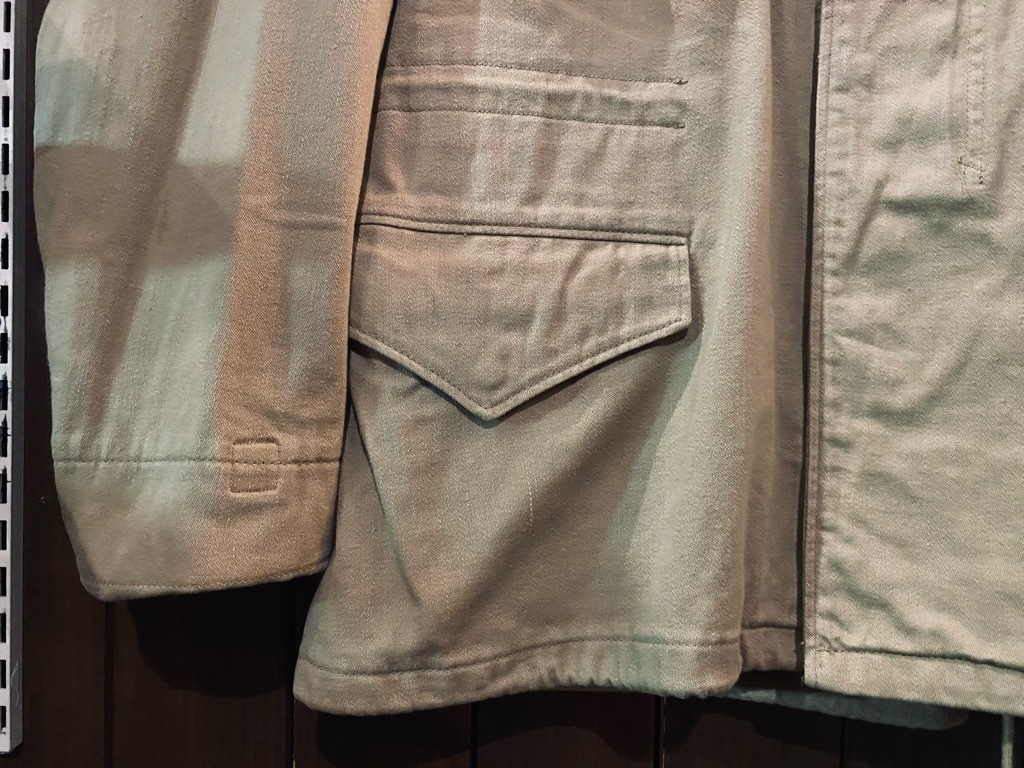 マグネッツ神戸店 M-65 Field Jacketについて。_c0078587_13252401.jpg