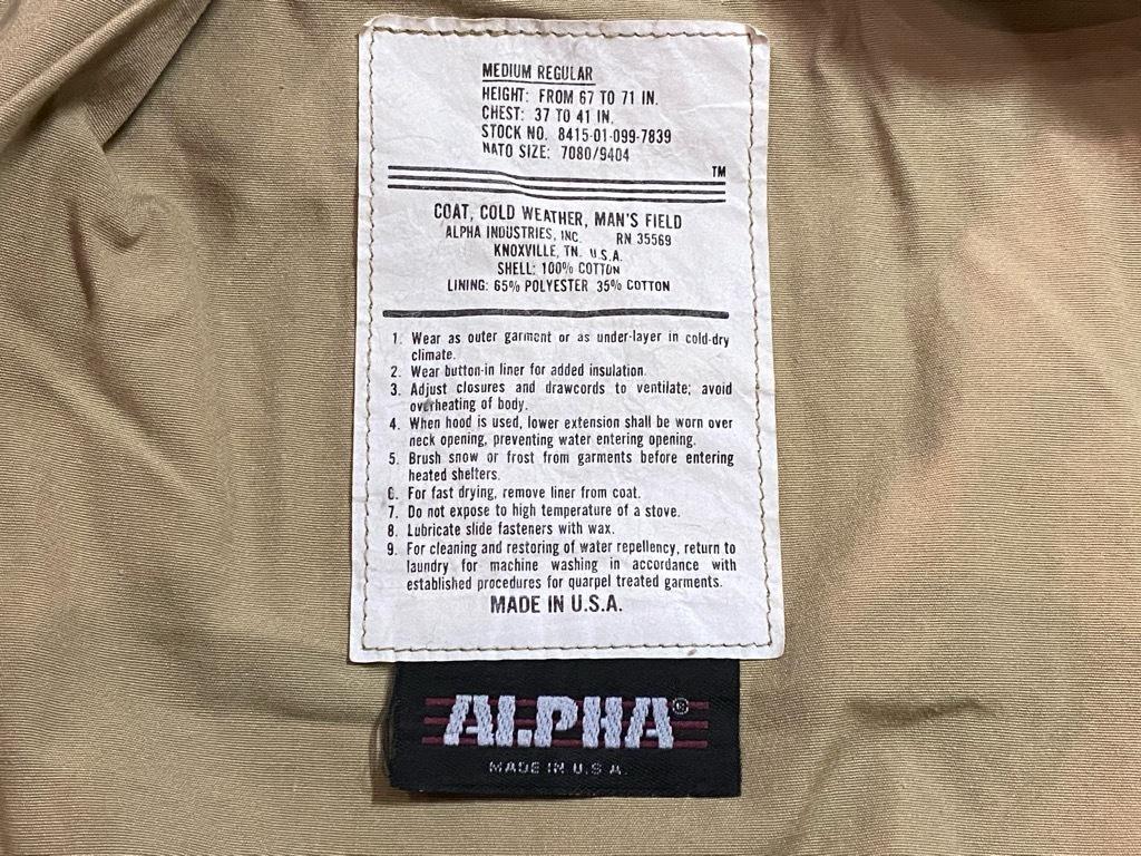 マグネッツ神戸店 M-65 Field Jacketについて。_c0078587_13263271.jpg