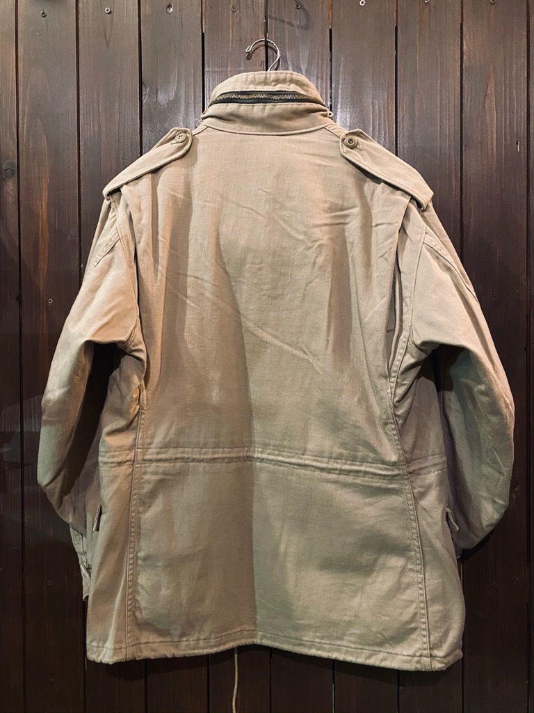 マグネッツ神戸店 M-65 Field Jacketについて。_c0078587_13263349.jpg