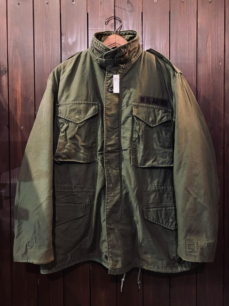 マグネッツ神戸店 M-65 Field Jacketについて。_c0078587_13323570.jpg