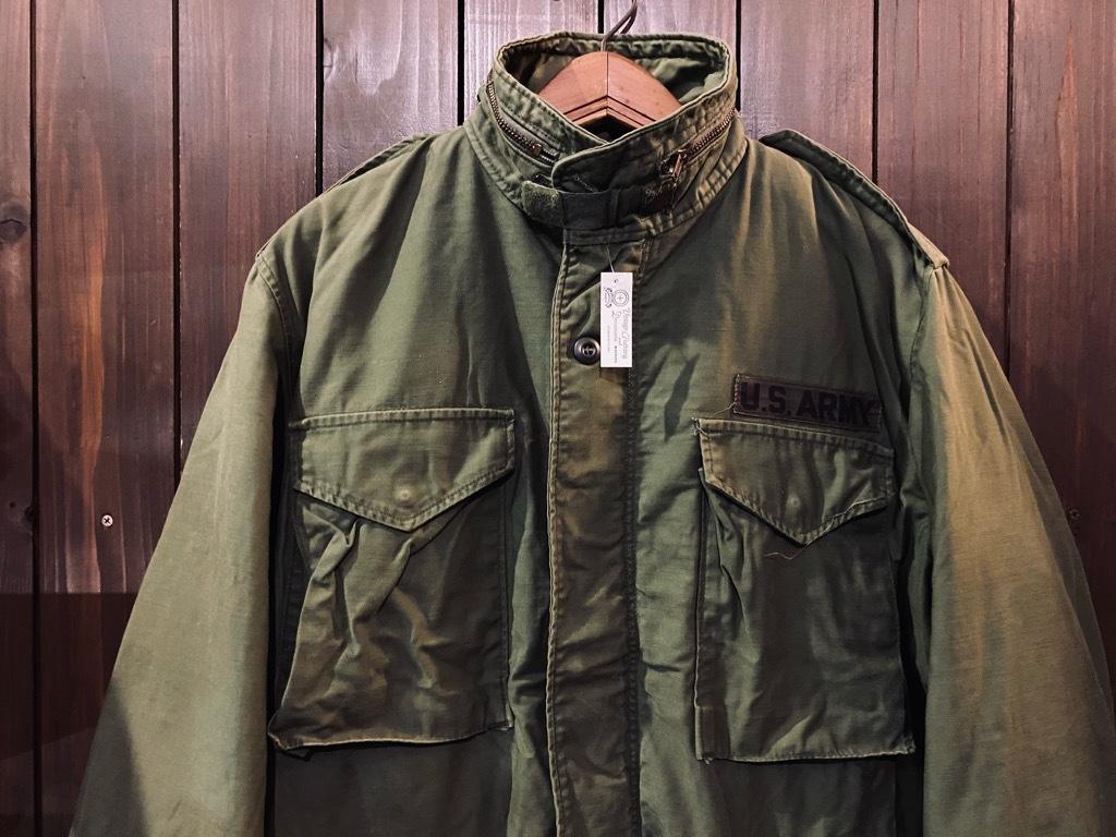 マグネッツ神戸店 M-65 Field Jacketについて。_c0078587_13323592.jpg