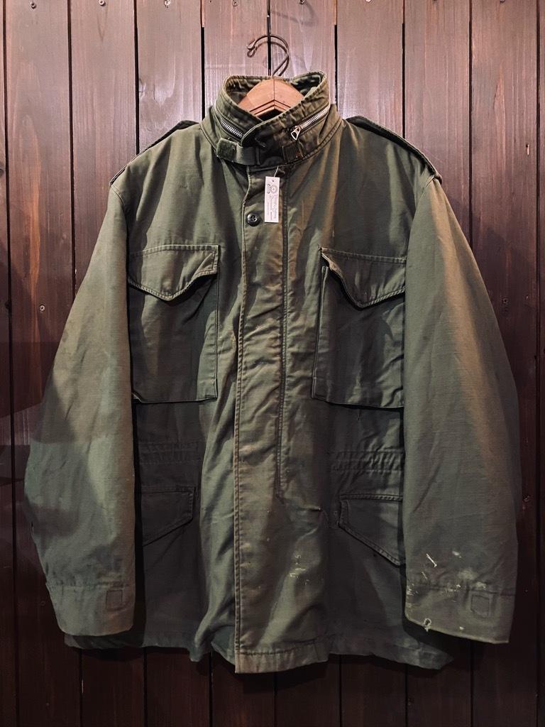 マグネッツ神戸店 M-65 Field Jacketについて。_c0078587_13355518.jpg