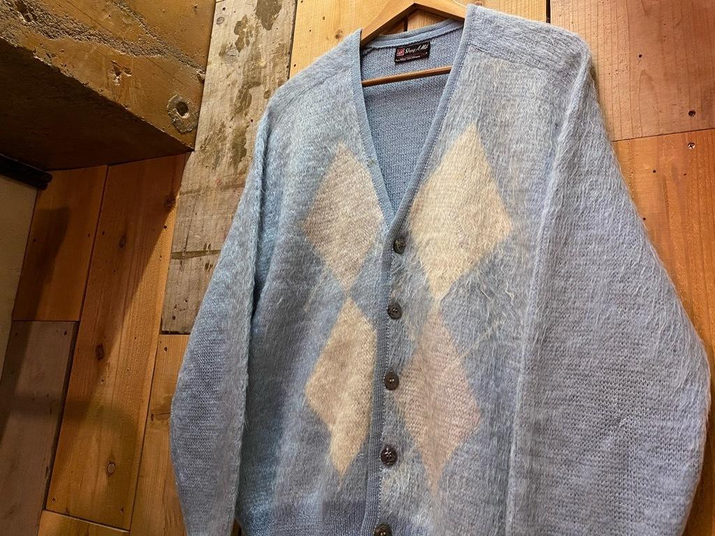 11月4日(水)マグネッツ大阪店Vintage入荷日!! #2 トラッド編!! FurVest,MidWestern,Mohair,GabaJKT,WoolCoat!!_c0078587_13400468.jpg