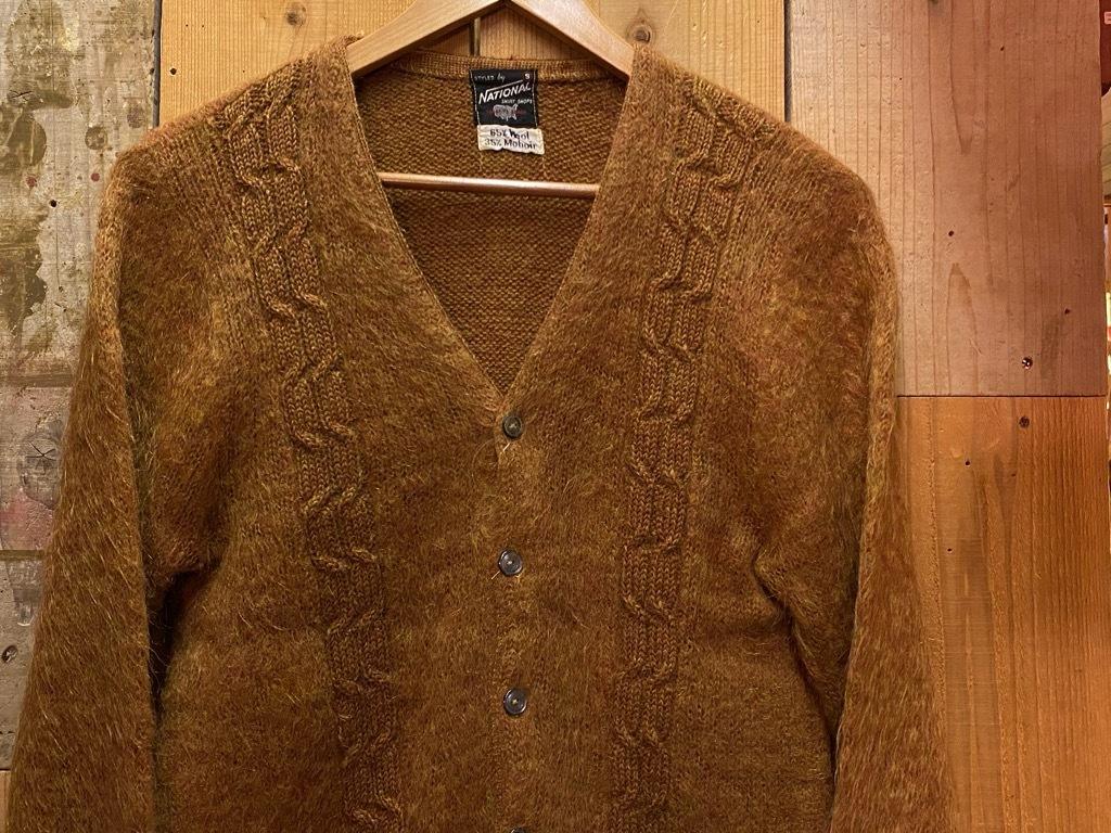 11月4日(水)マグネッツ大阪店Vintage入荷日!! #2 トラッド編!! FurVest,MidWestern,Mohair,GabaJKT,WoolCoat!!_c0078587_13405672.jpg