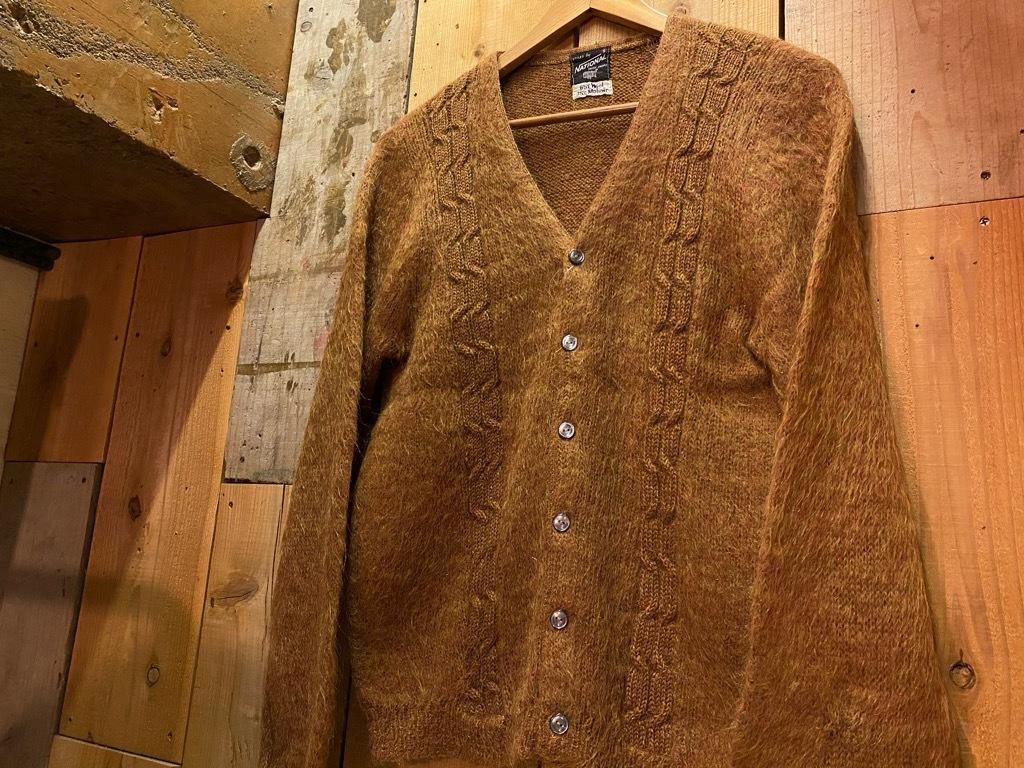11月4日(水)マグネッツ大阪店Vintage入荷日!! #2 トラッド編!! FurVest,MidWestern,Mohair,GabaJKT,WoolCoat!!_c0078587_13405789.jpg