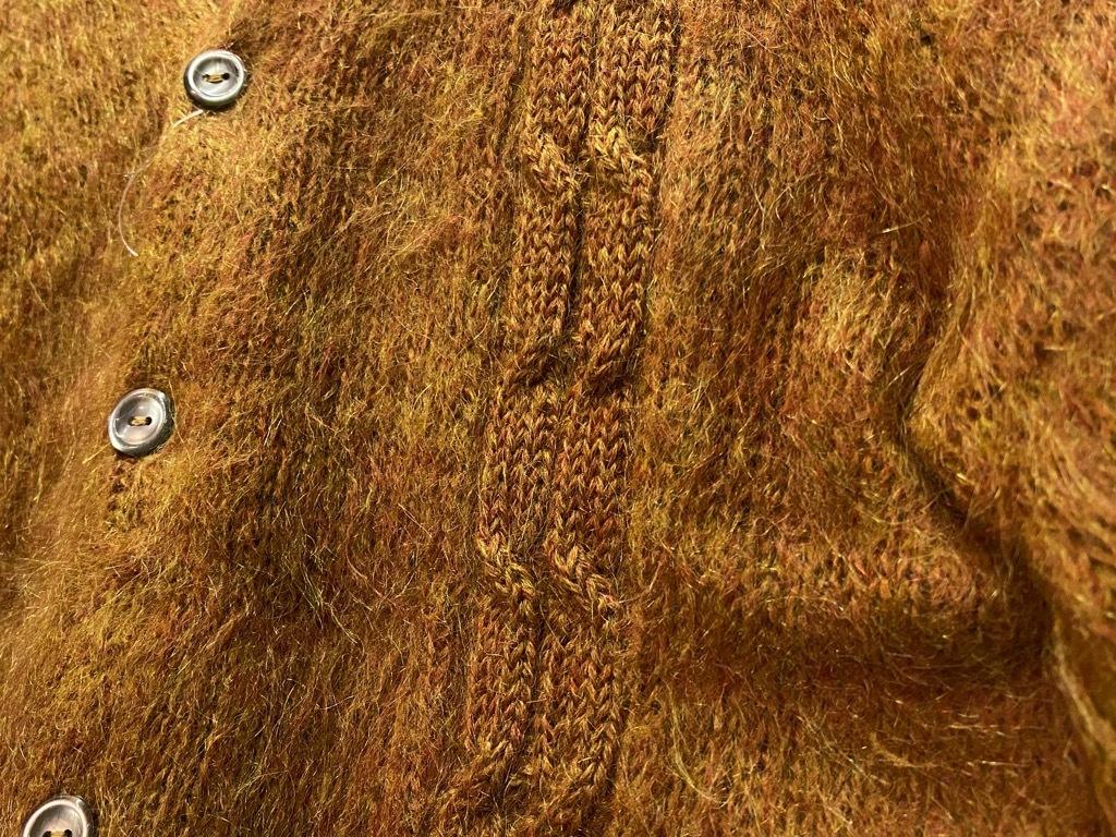 11月4日(水)マグネッツ大阪店Vintage入荷日!! #2 トラッド編!! FurVest,MidWestern,Mohair,GabaJKT,WoolCoat!!_c0078587_13410253.jpg