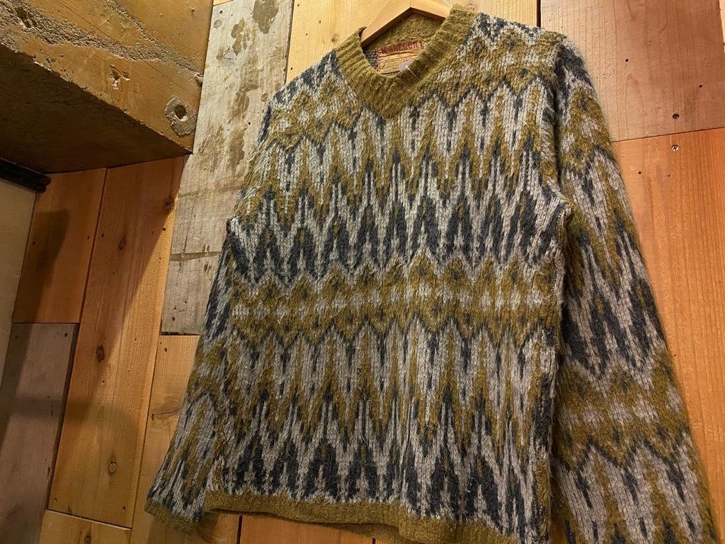 11月4日(水)マグネッツ大阪店Vintage入荷日!! #2 トラッド編!! FurVest,MidWestern,Mohair,GabaJKT,WoolCoat!!_c0078587_13435960.jpg