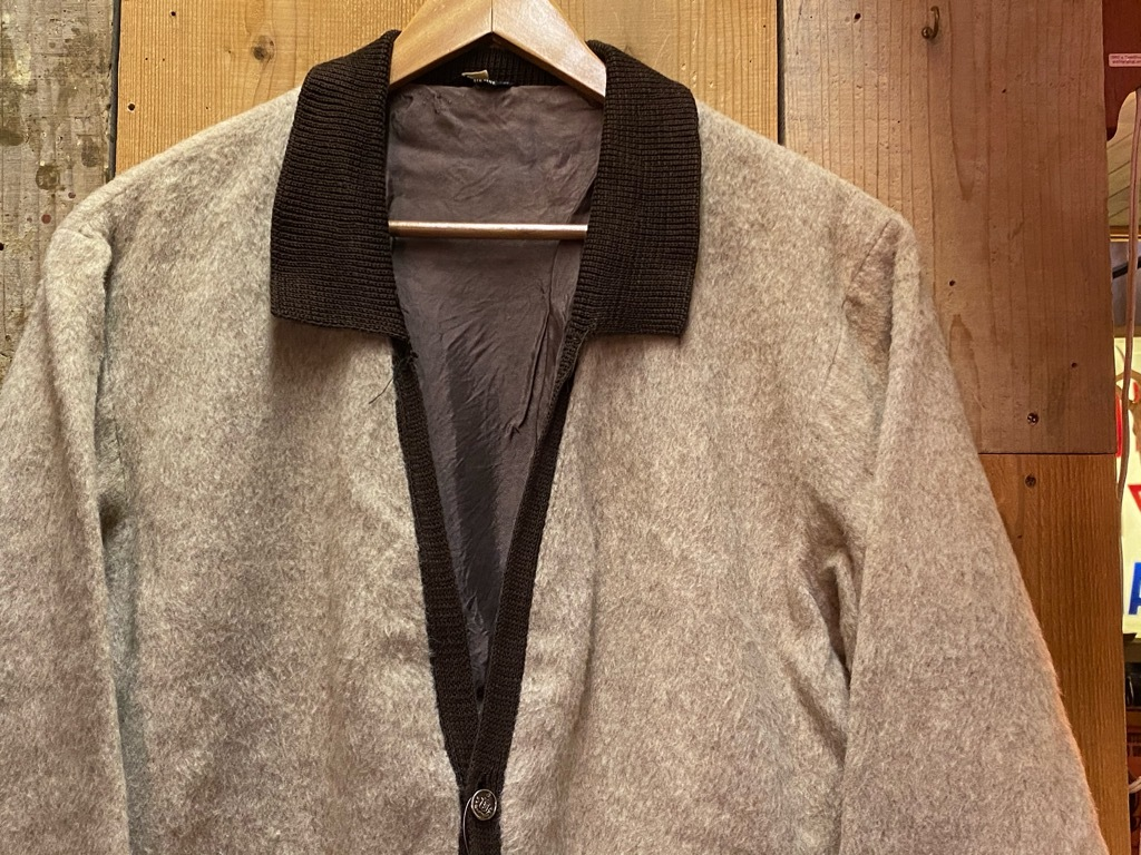 11月4日(水)マグネッツ大阪店Vintage入荷日!! #2 トラッド編!! FurVest,MidWestern,Mohair,GabaJKT,WoolCoat!!_c0078587_13524089.jpg