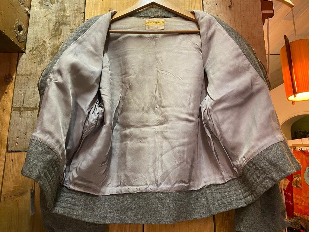 11月4日(水)マグネッツ大阪店Vintage入荷日!! #2 トラッド編!! FurVest,MidWestern,Mohair,GabaJKT,WoolCoat!!_c0078587_13560293.jpg
