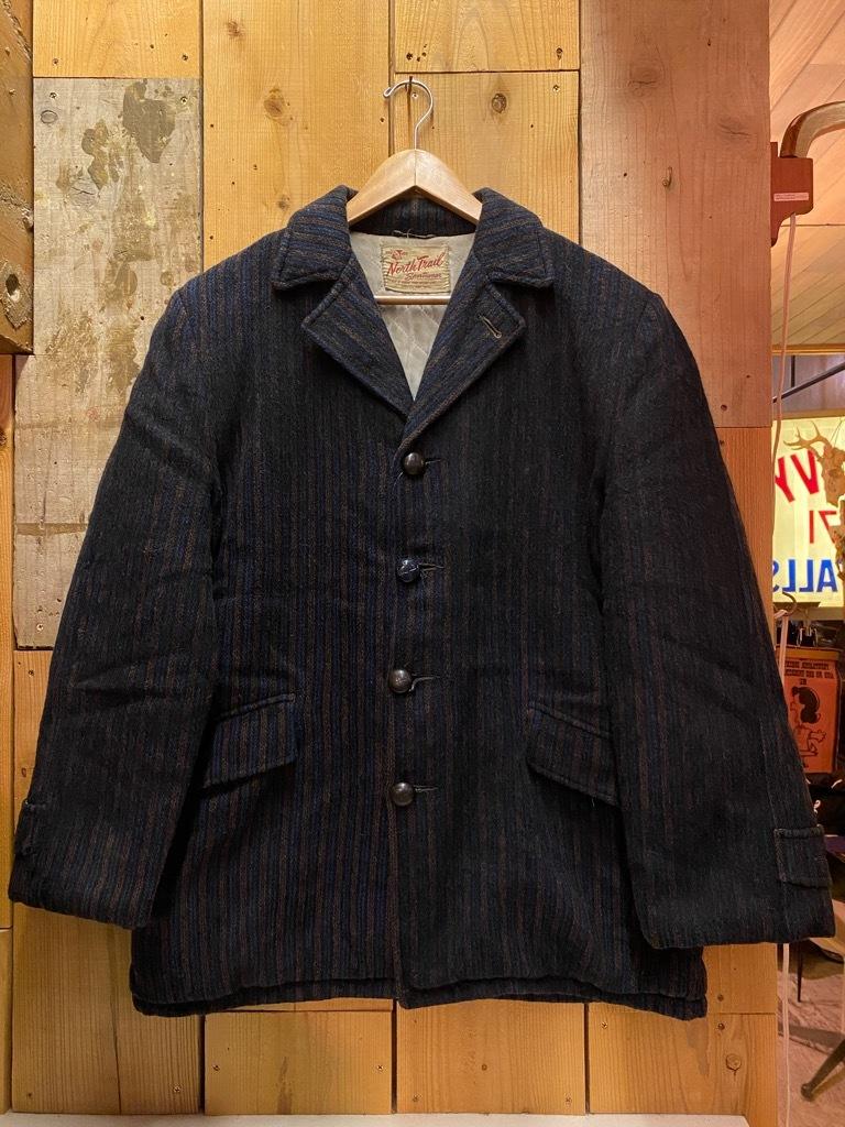 11月4日(水)マグネッツ大阪店Vintage入荷日!! #2 トラッド編!! FurVest,MidWestern,Mohair,GabaJKT,WoolCoat!!_c0078587_13583144.jpg